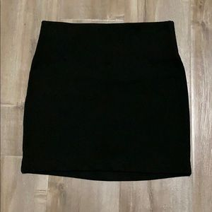 BCBGeneration | Black Mini Skirt | Sz S